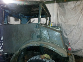 Chevrolet Guerrero Canadiense 4x4 No Unimog