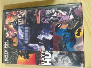 Dvd Colección 6 Películas De Batman Animación
