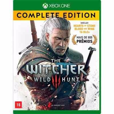 The Witcher Iii: Wild Hunt Complete Edition - Xbox One