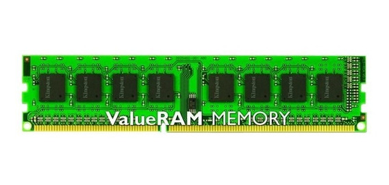 Memoria 4gb Kingston 1600 Mhz Ddr3 No-ecc Dimm Pc