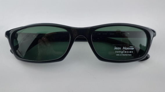 Óculos #solar Fibra Lentes Verdes Jean Monnier 8005c4