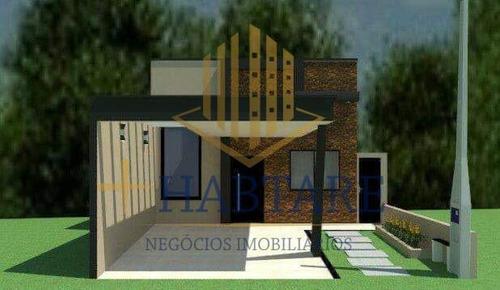 Casa Para Venda Em Indaiatuba, Jardim Park Real, 2 Dormitórios, 1 Suíte, 2 Banheiros, 2 Vagas - Casa 117_1-1648177