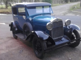 Ford Ford A Tudor 1931