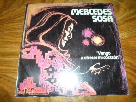 Mercedes Sosa - Vengo A Ofrecer Mi Corazon * Disco De Vinilo