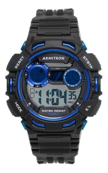 Armitron Relojes Digitales Varios Modelos Resistente Al Agua