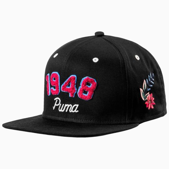 Gorra Atletica Ajustable Archive Premium 01 Puma 021589