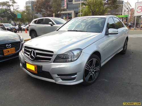 Mercedes Benz Clase C C 200 Cgi 1.8 At