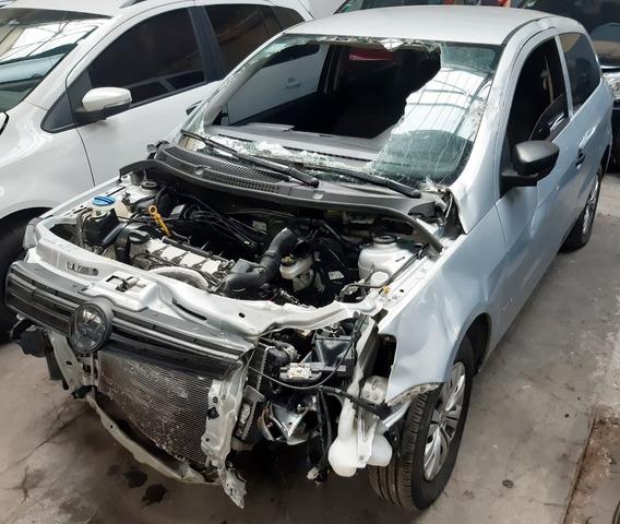 Volkswagen Gol 1.6 Msi - 2017 - Chocado