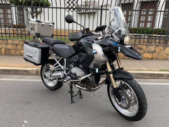 Motocicleta Bmw R 1.200 Gs Modelo 2010. Km 34 Mil Orginales