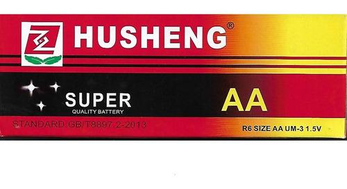 Pilas Aa Caja Por 40 Baterias No Recargables