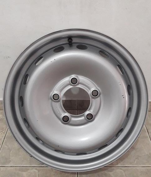 Roda De Ferro Renault Master Aro 16