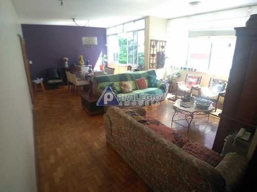 Imagem 1 de 22 de Apartamento À Venda, 4 Quartos, 1 Suíte, 1 Vaga, Copacabana - Rio De Janeiro/rj - 19073