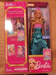 Barbie Princesa Rosella La Isla