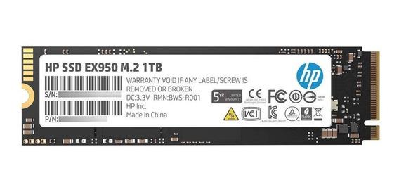 Disco sólido interno HP EX950 5MS23AA 1TB