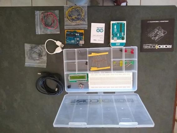 Kit Arduino Robocore Iniciante V6.0