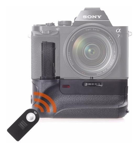 Grip Sony A7 A7r A7s Alpha Travor Envio Imediato