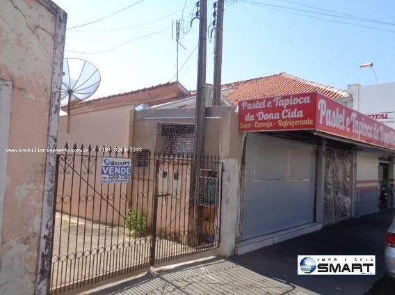 Área Comercial Para Venda Em Pirapozinho, Centro - 4124