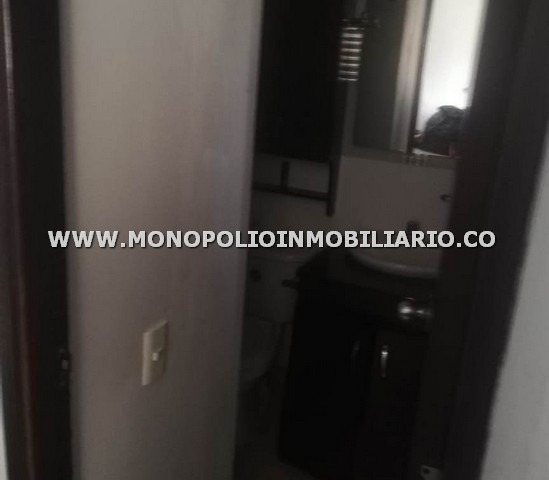 Apartamento Venta Loma Del Barro Envigado Cod15159
