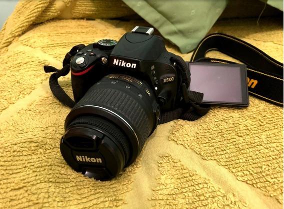 Camara Nikon D5100 Impecable / Consulte Descuentos