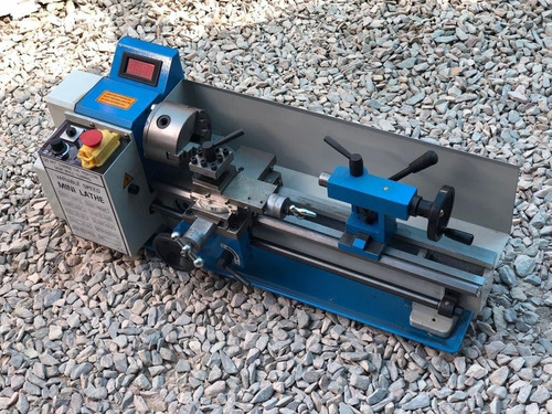 Torno De Banco Para Metales 300mm | Ynter Industrial