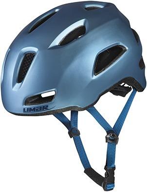 Casco Bicicleta Uso Urbano Limar Ciao Azul Mate L