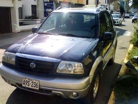 Camioneta 4x4 Suzuki Grand Vitara