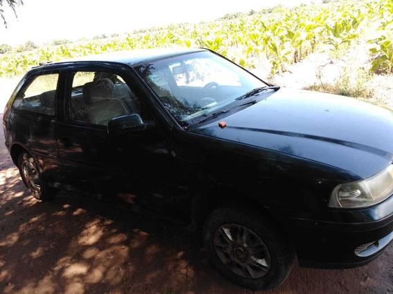 Volkswagen Gol 1.9 Sd Audi