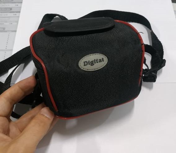 Bolsa Para Câmera Digital _ Fuji Sony Canon Fotos Proteção
