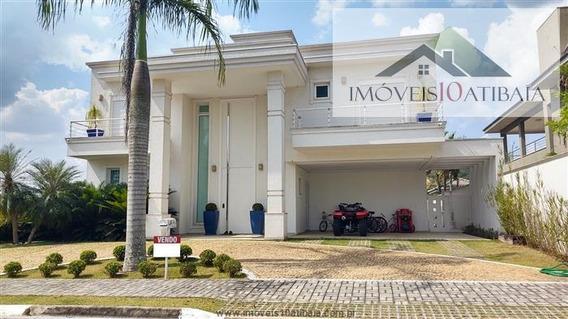 Casas Em Condomínio À Venda Em Atibaia/sp - Compre O Seu Casas Em Condomínio Aqui! - 1452586