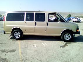 Chevrolet Express 4.3 Passenger Van Paq D 8 Pas V8
