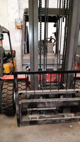 Empilhadeira  Manitou 4,5 Ton. Diesel 2020  *zero* Duplex