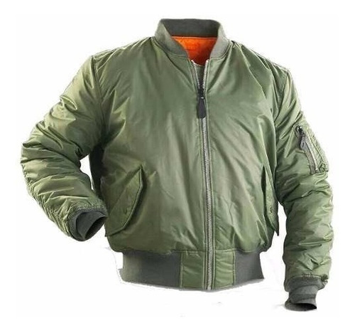 Campera Alpha Industries Ma1 Original Aviadora
