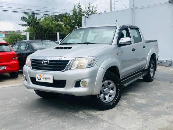 Toyota Hilux Cd 3.0 4x4 Std