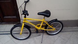 Bicicleta Bmx Pioneer Rodado 16