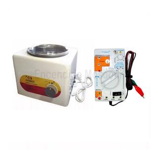Generador De Pulsos + Batea Lavadora Ultrasonido 2l