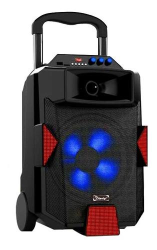 Parlante Portatil Bafle Sewy Pa01 Bluetooth Microfono