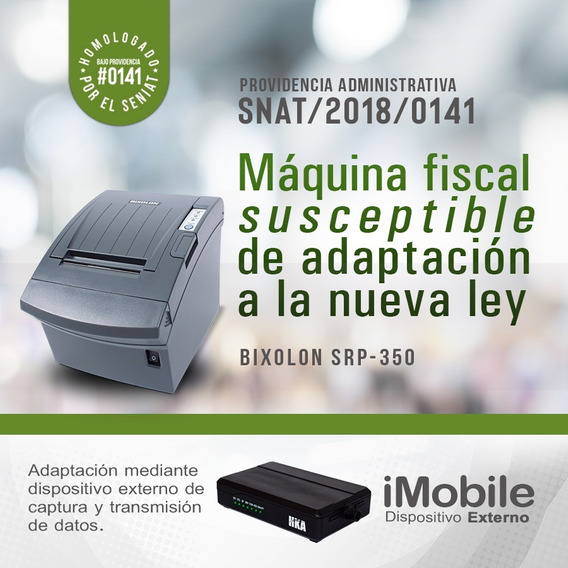 Kit Para Impresora Bixolon Srp 350
