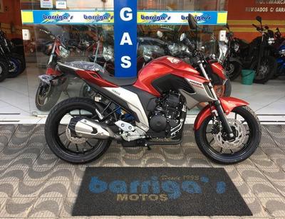 Yamaha Fz 25 Fazer 250cc 0km Com 4 Anos De Garantia Todas Co