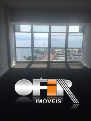 Sala Para Alugar, 46 M² Por R$ 450/mês - Centro - Niterói/rj - Sa0076