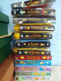 Temporadas Coleccion The Simpsons 1 2 3 4 5 6 7 8 9 10 11 12