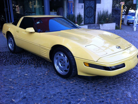 Chevrolet Corvette Coupé At 1991