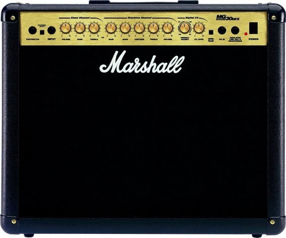 Amplificador Guitarra Marshall Sin Uso Con Factura 341 +