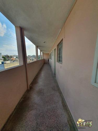 Imagem 1 de 9 de Casa Para Locação A.e.carvalho - 2321