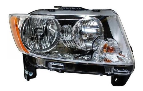 Foco Delantero Derecho Jeep Compass 2011-2013