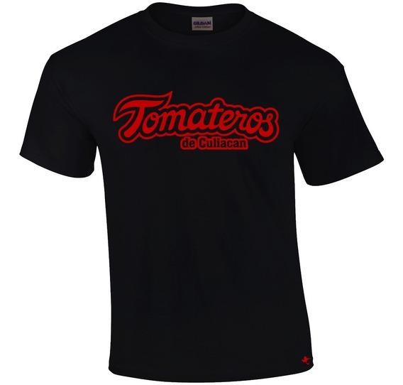 Playera Beisbol Tomateros Culiacán By Tigre Texano Designs