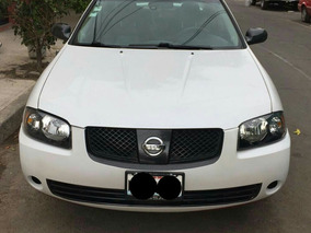 Nissan Sentra 4p Se R 6vel A/a Ee Abs Q/c 2004