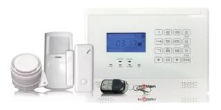 Alarma Gsm Inalambrica Hogar, Apartamento, Residencial