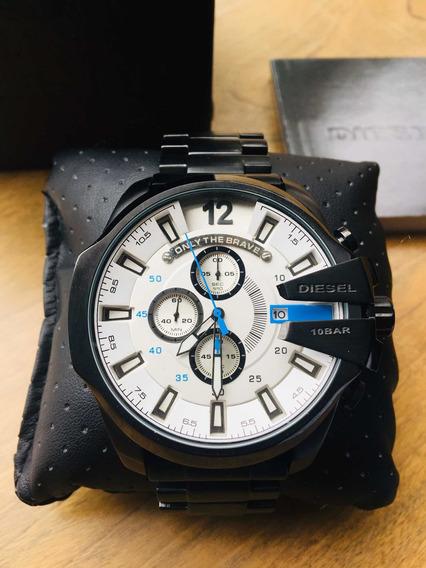 Relógio Diesel Dz4283 Original Acompanha Caixa É Manual