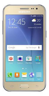 Samsung Galaxy J2 Dual SIM 8 GB Dourado 1 GB RAM