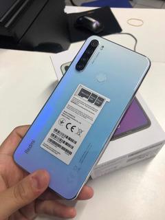 Xiaomi Redmi Note 8 Dual Sim 64 Gb White 4 Gb Ram